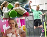 FRIDAY NIGHT TAKEOVER Gravity force Trampoline sessions - Camberley