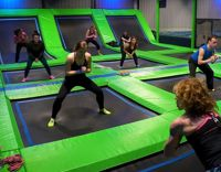Jump Trampoline Fitness Gravity force  - Camberley