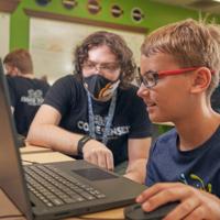 Full day Coding camps - code ninjas - Wokingham