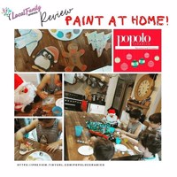 Popolo Pottery painting boxes delivered to your door.