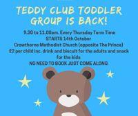 teddy toddler club - Crowthorne