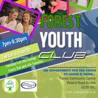 Forest Youth Club for 13yrs+ - Bordon