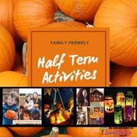 Pumpkin hunt National Trust - Hatchlands park
