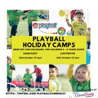 Playball Mini Preschool Holiday Camps Sandhurst