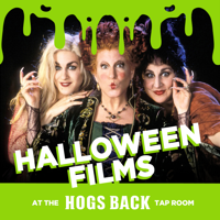 Movie - The Addams Family AT THE HOGS BACK TAP - Tongham