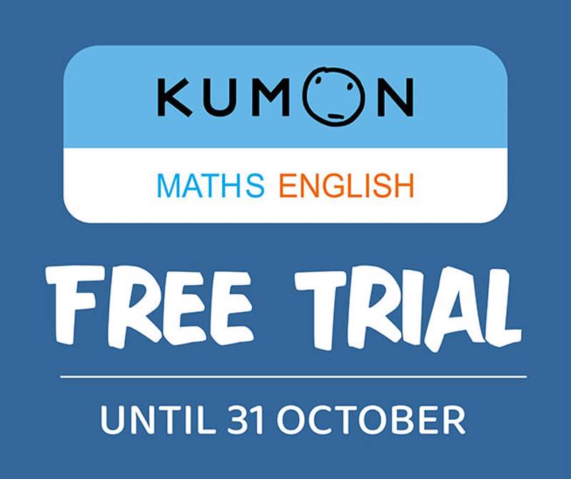 Poster for FREE Trial KUMON Fleet