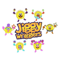 Jiggy Babies for up to 12 months old