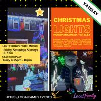 Photo of Yateley Christmas Charity Lights