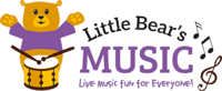 Little Bear's Music Classes for 18mths-4yrs