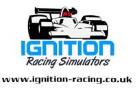 Ignition racing simulation - Exclusive hire for Bubbles / households