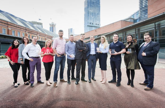 2018 Venturefest North West Innovation Showcase Competition winners