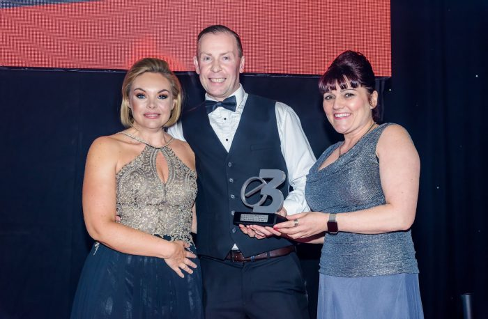 The Branded Items Group wins North West Family Business of the Year accolade