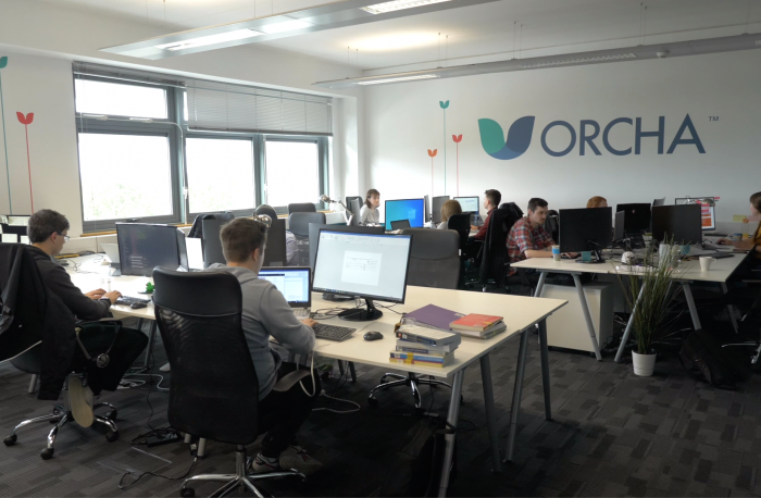 An introduction to ORCHA