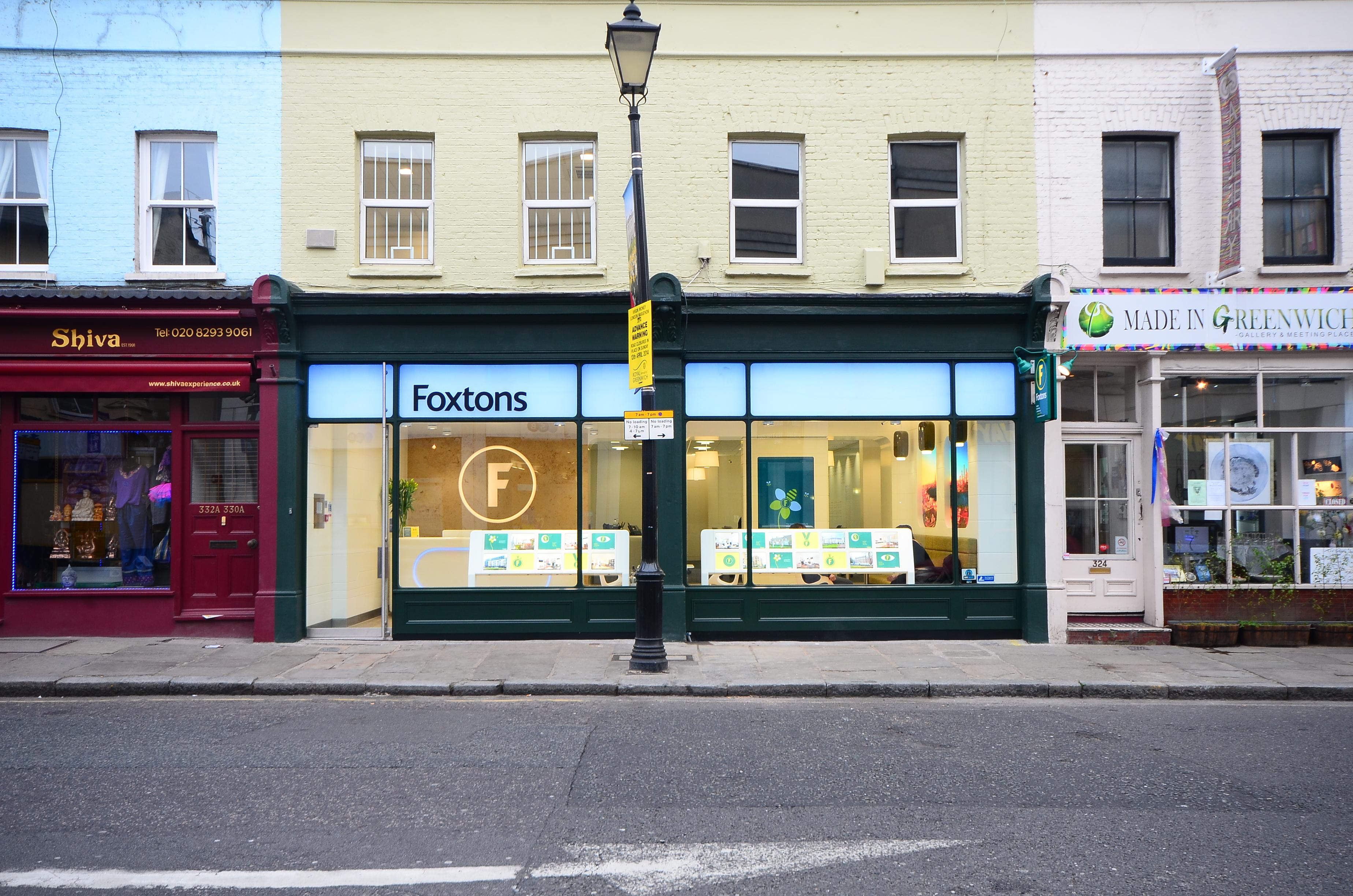 Foxtons Greenwich