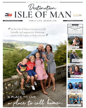 Destination Isle of Man, September 2018