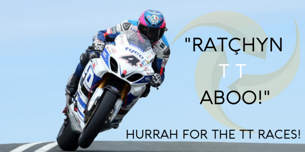Hurrah for the TT Races!- Manx Words and Phrases