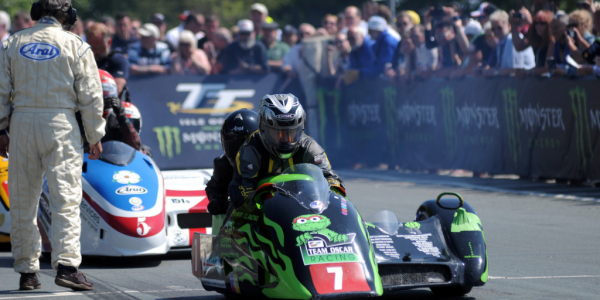 Isle of Man TT, Sidecars