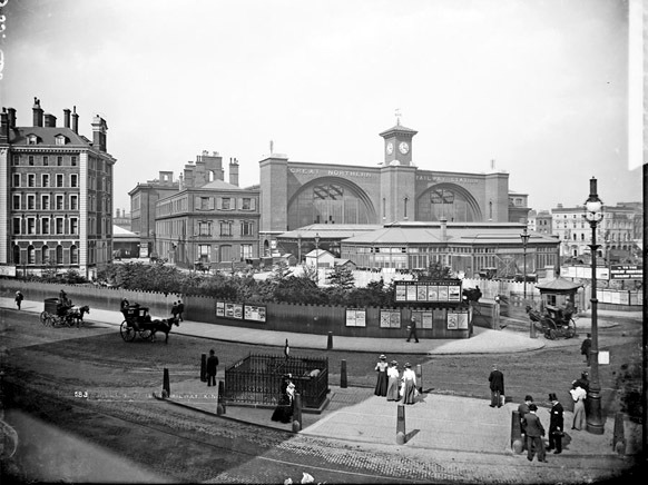 Kings cross 1800