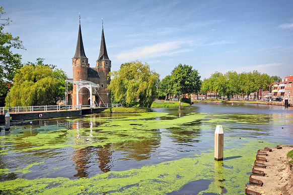 Delft - day trips from amsterdam by train