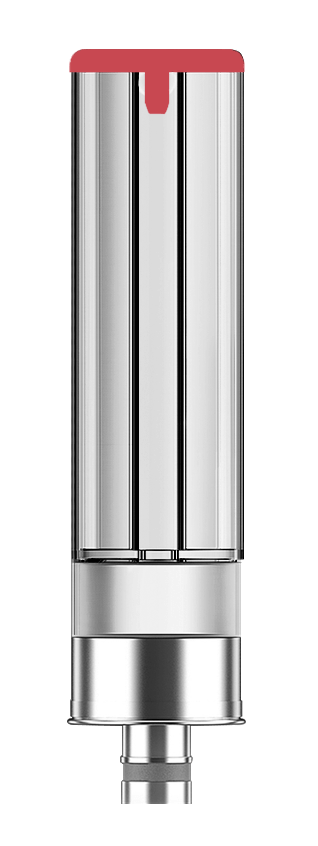Logic PRO cherry flavour e-liquid capsule