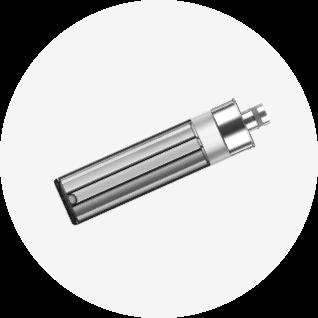 Logic PRO uses no spill capsules