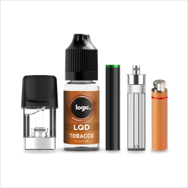 Logic Vapes: e-Liquids, Refills, e-Cigarettes & Vapes