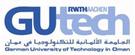 The German University of Technology in Oman (GUtech)