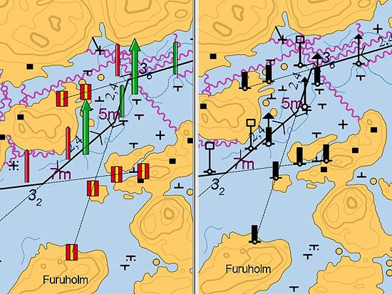 Karttamerkit ja päivämerkit
