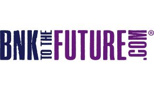 BNK to the Future logo