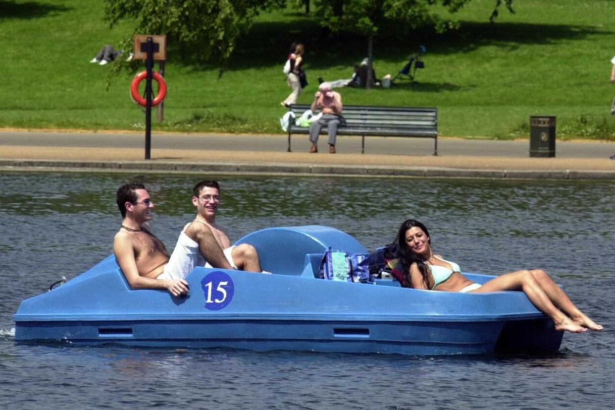 water sports London