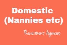 domestic recruitment agencies