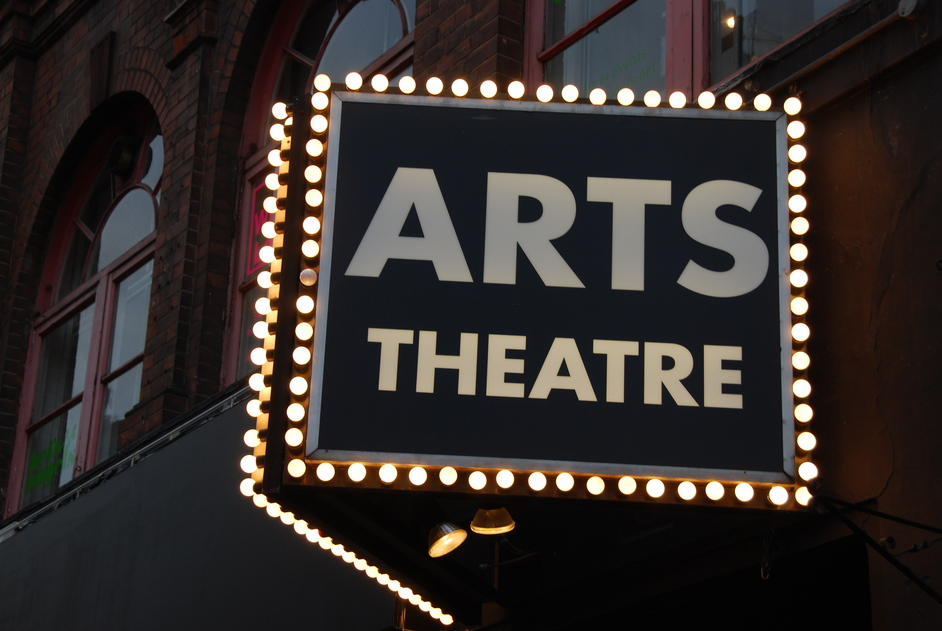 arts and theatre in London