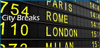 Booking city breaks