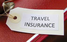 organising travel insurance