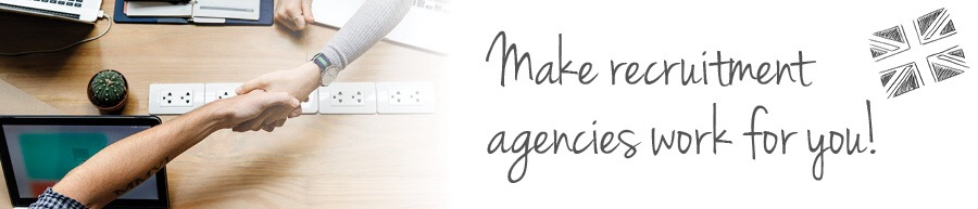 Finding work with recruitment agencies