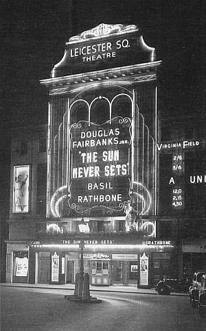 london theatre a brief history