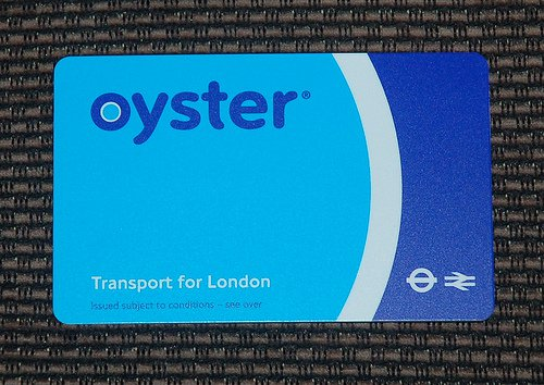 getting an oyster card