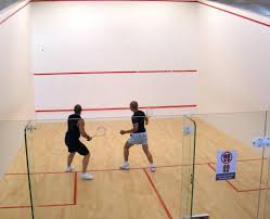 squash in London