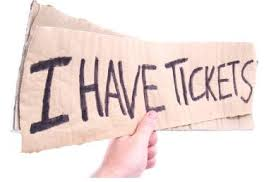 ticket reselling websites