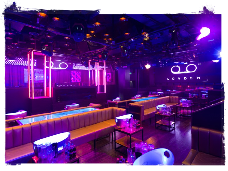 Popular Night clubs in London
