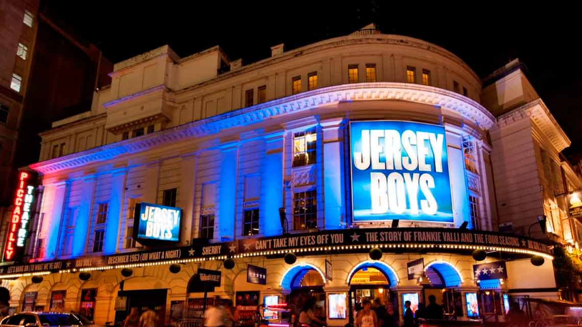 theatre tickets in London (West End)