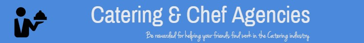 catering and chef recruitment refer a friend