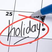 public holidays in England