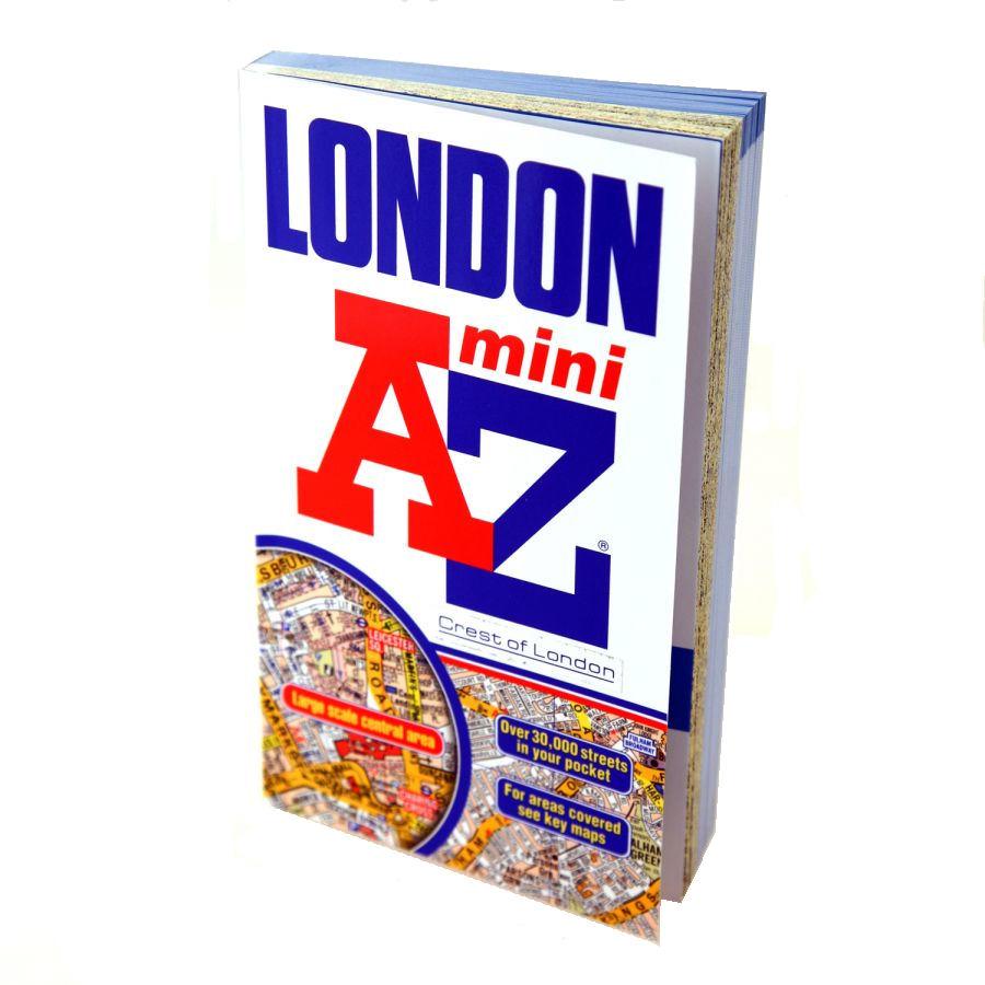 a-z maps London