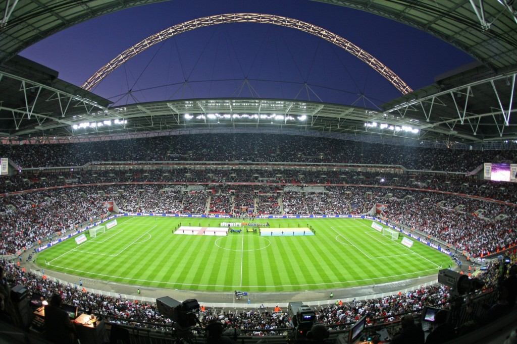 Wembley Stadium, sports in London