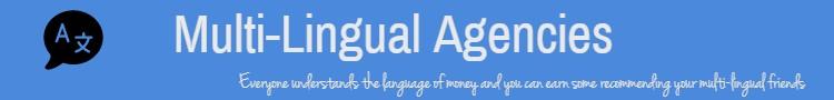 multi-lingual recruitment agencies refer a friend