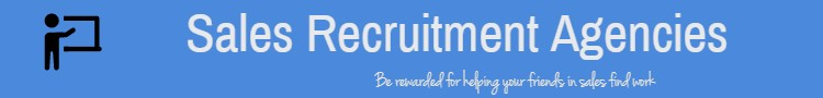 sales recruitment agencies refer a friend