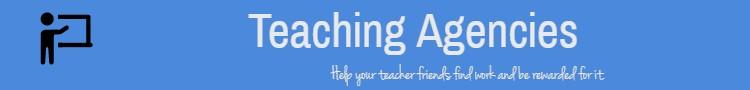 teaching agencies refer a friend