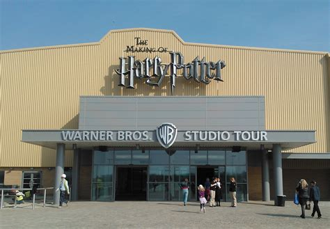 harry potter studios london