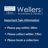 Wellers Auctioneers | SELF STORAGE UNIT CLEARANCE AUCTION